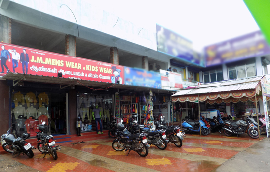 Readymade Shop in Karungal