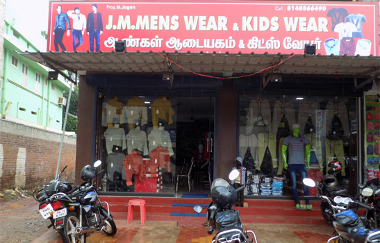 Men's Wear in Karungal