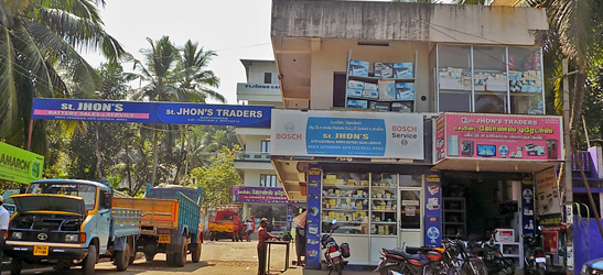 battery nagercoil