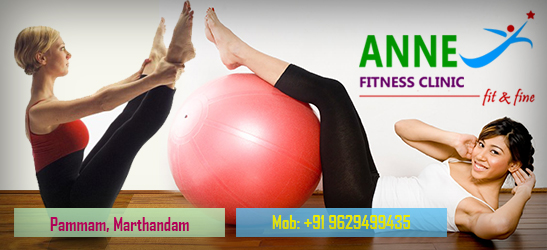Fitness linic in Marthandam