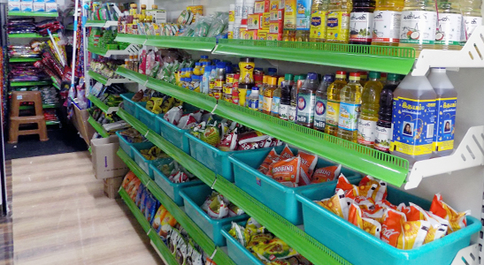 Super market in Marthandam