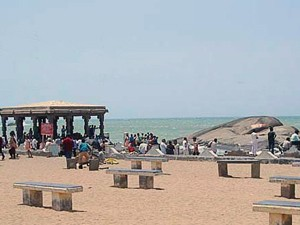 Muttom Beach | Nagercoil | kanyakumari Dist