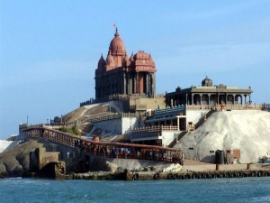 vivekanantha memorial rock kanyakumari | tourist places in kanyakumari